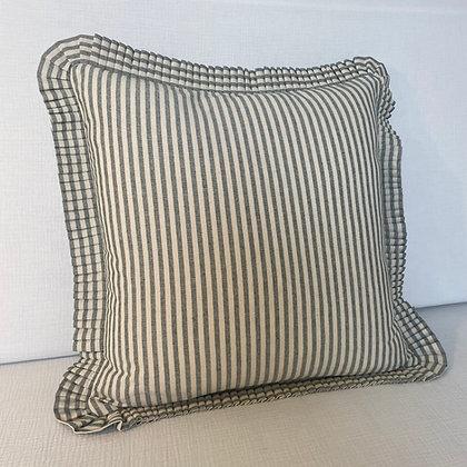 Oxford Cushion Cover - Green