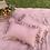 Thumbnail: Stella Pop Check Linen Cushion Cover