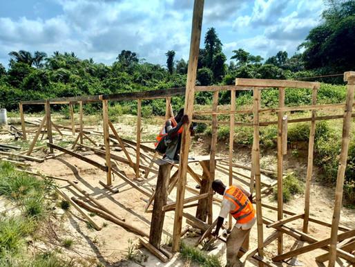 Die Brücken Konstruktion
