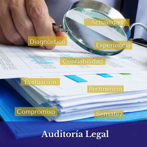 Auditoría Legal