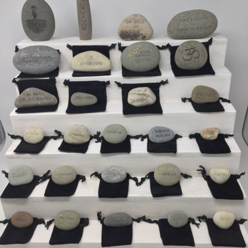 Comfort and Specialty Stones