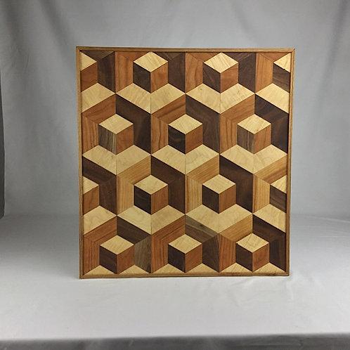 Cube three 'D'