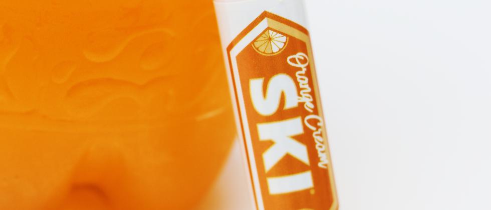 Orange Cream SKI Lip Balm