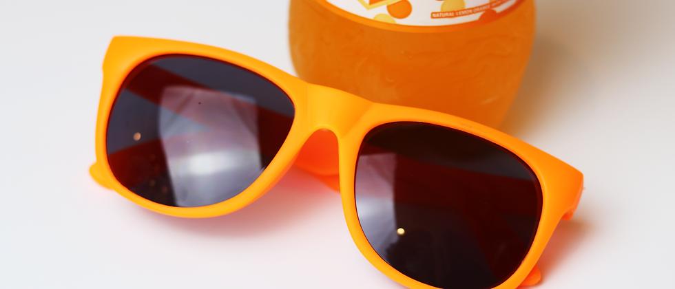 Orange Cream SKI Sunglasses