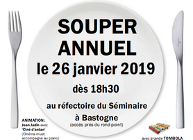 traditionnel souper annuel