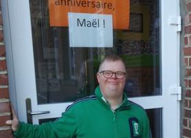 Bon anniversaire, Maël GENIN !