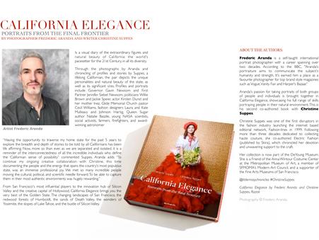 California Elegance - 5* Book Review