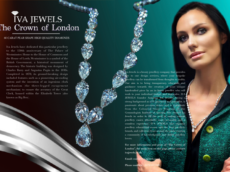 THE CROWN OF LONDON BY IVA JEWELS