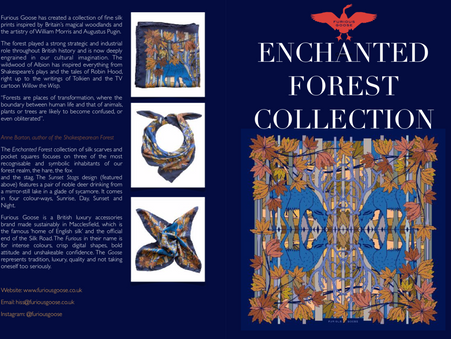 Enchanted Forest Collection by Furious Goose