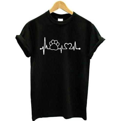 T Shirt, imprimé Animalier.