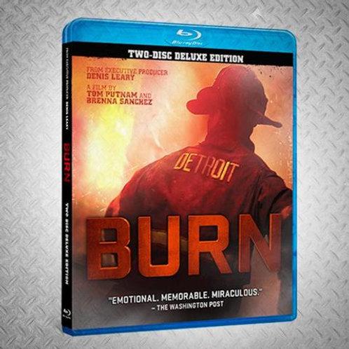 BURN Blu Ray