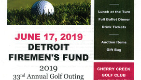 2019 Fund Golf Outing