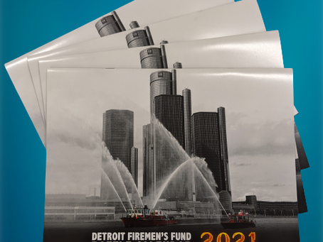 2021 DFF Raffle Calendars