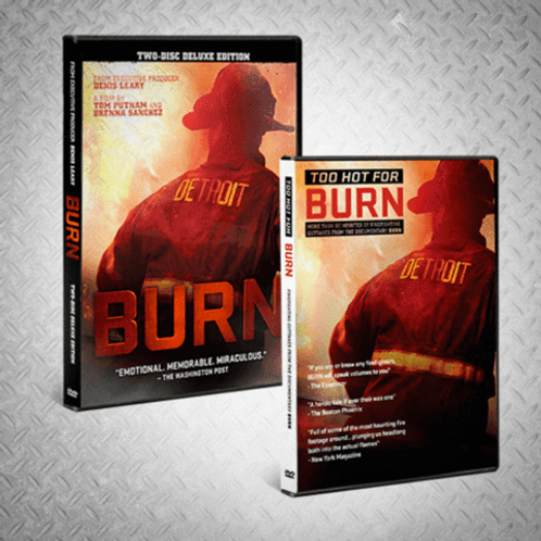 BURN DVD/BURN Too Hot Bundle