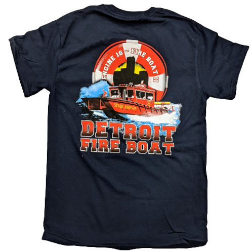 "Fireboat II ""Sivad Johnson"""