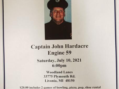 Captain John Hardacre