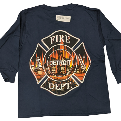 Youth Maltese on Fire Tee