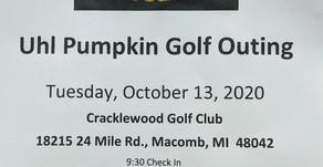 Uhl Pumpkin Golf