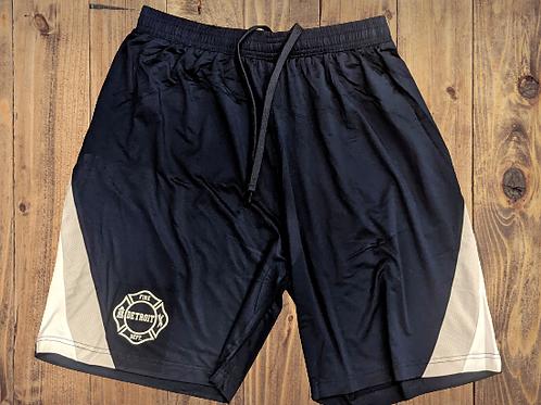 Tourney Shorts navy with white/grey