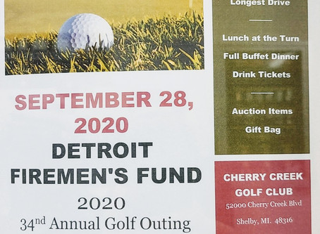 Fund Golf Outing