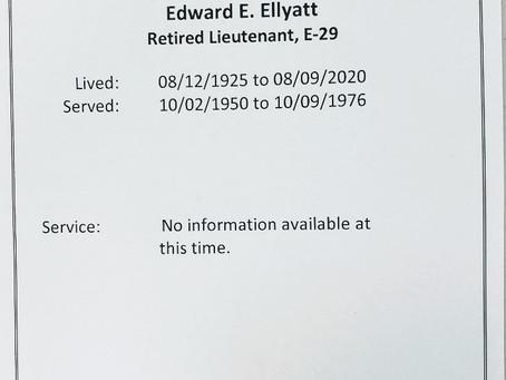 Edward E. Ellyatt