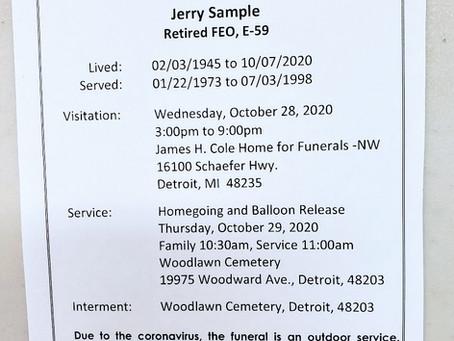Jerry Sample