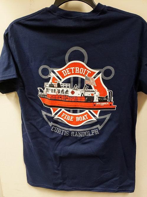 Detroit Fire Boat