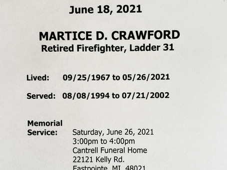 Martrice D. Crawford