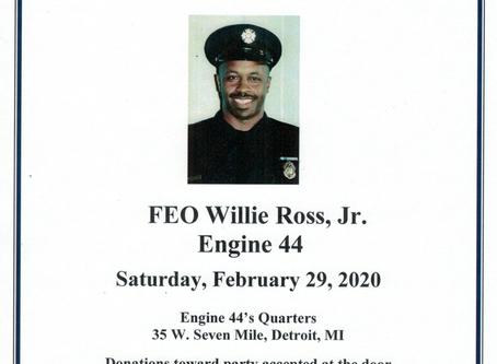 FEO Willie Ross Jr.