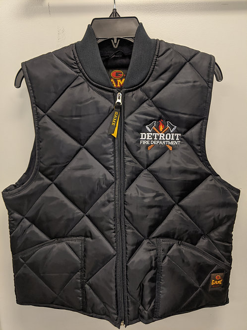 Game Puffy Vest