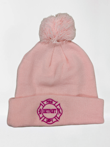 Pink Pom Pon