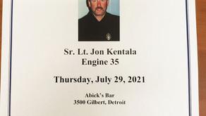 Sr. Lt. Jon Kentala