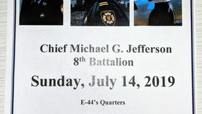 Chief Michael Jefferson