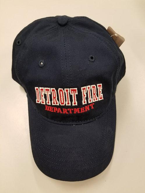 Detroit Fire Cap