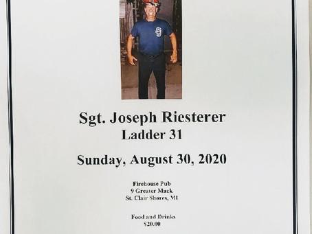 Sgt. Joe Riesterer