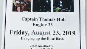 Captain Thomas Holt
