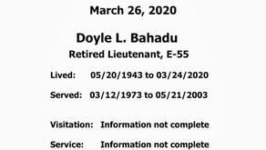 Doyle Bahadu