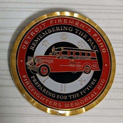 Fund Challenge Coin