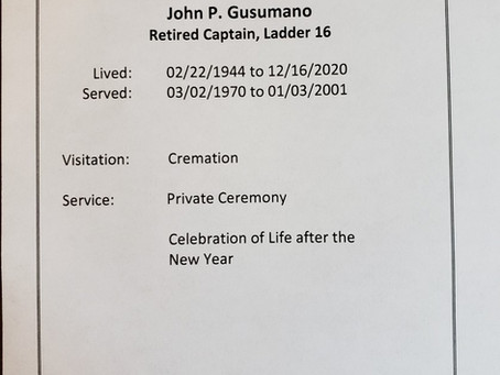 John P. Gusumano