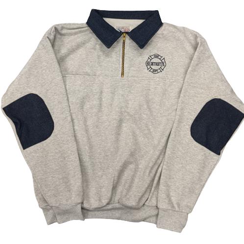 DFD Job Shirt Gray