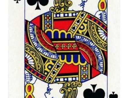 Jack of spades back on!