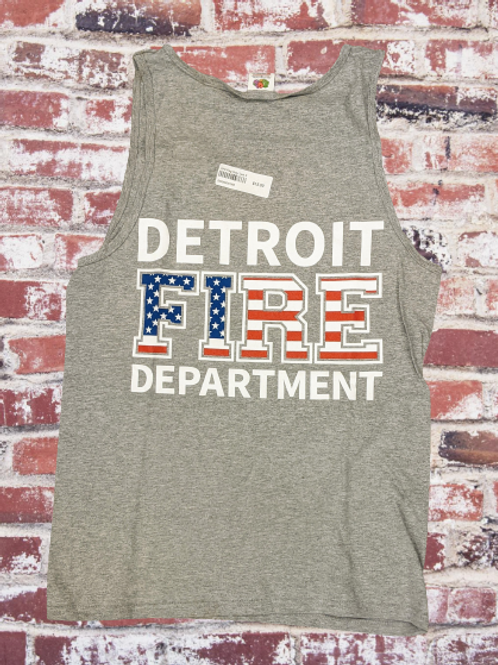 DFD Flag men's tank