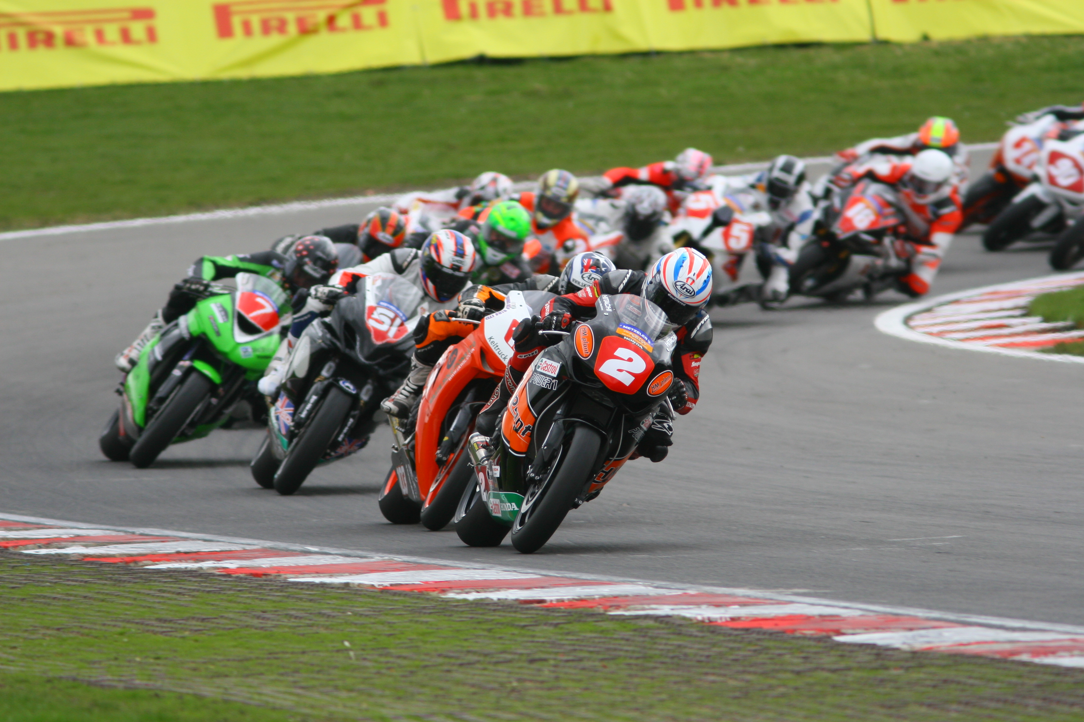 2010 National Superstock 1000