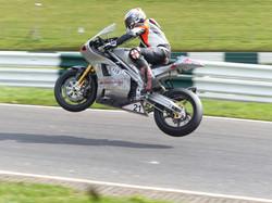 Test Rider - Norton