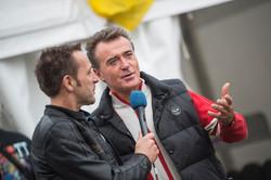 Steve with Pier-Francesco Chili