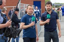 Steve with Craig Doyle