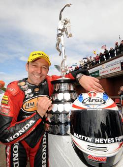 2009 Senior TT Winner!