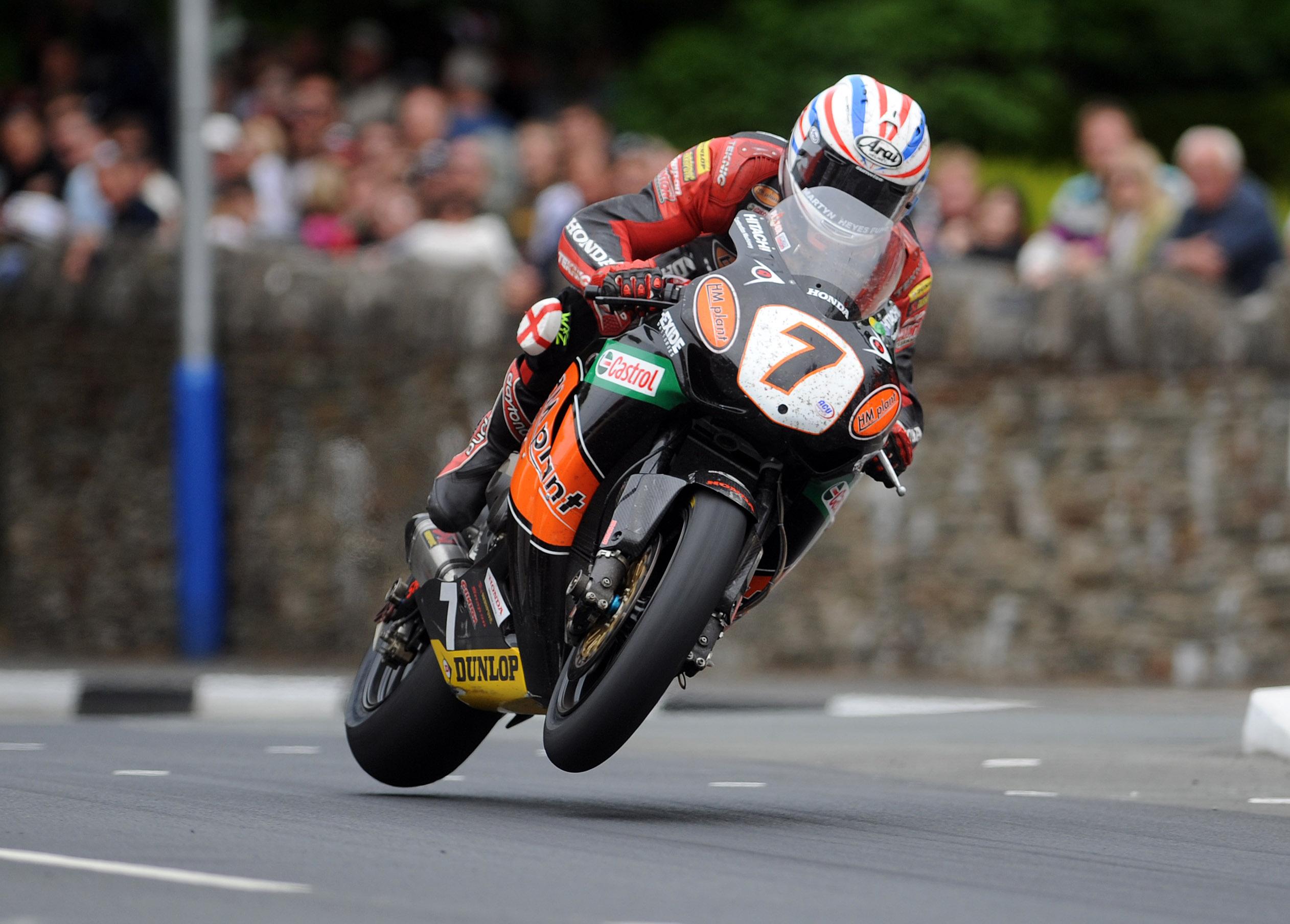2009 Senior TT