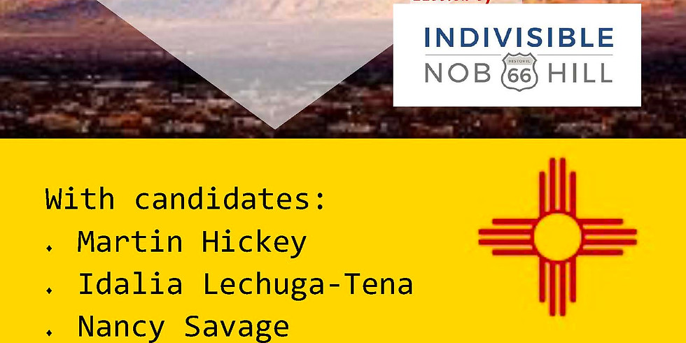Senate District 20 Debate- Hosted by INH
