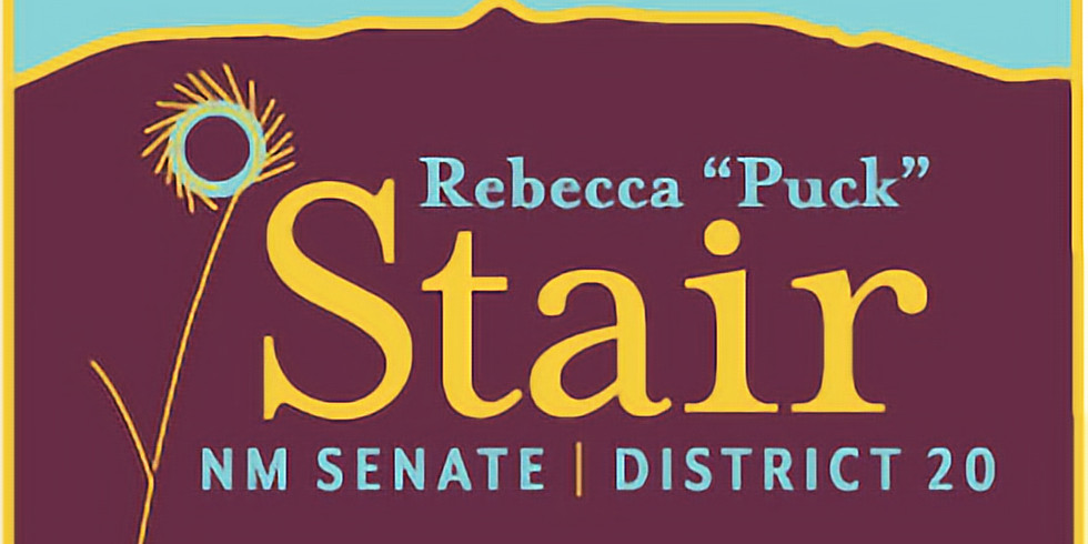 Campaign Kick-off! Stair for Senate